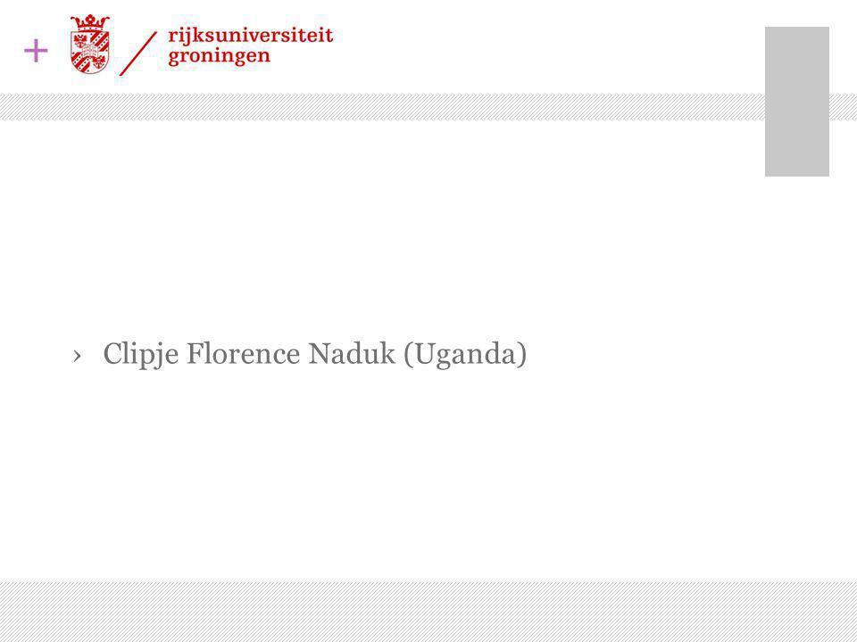 + ›Clipje Florence Naduk (Uganda)