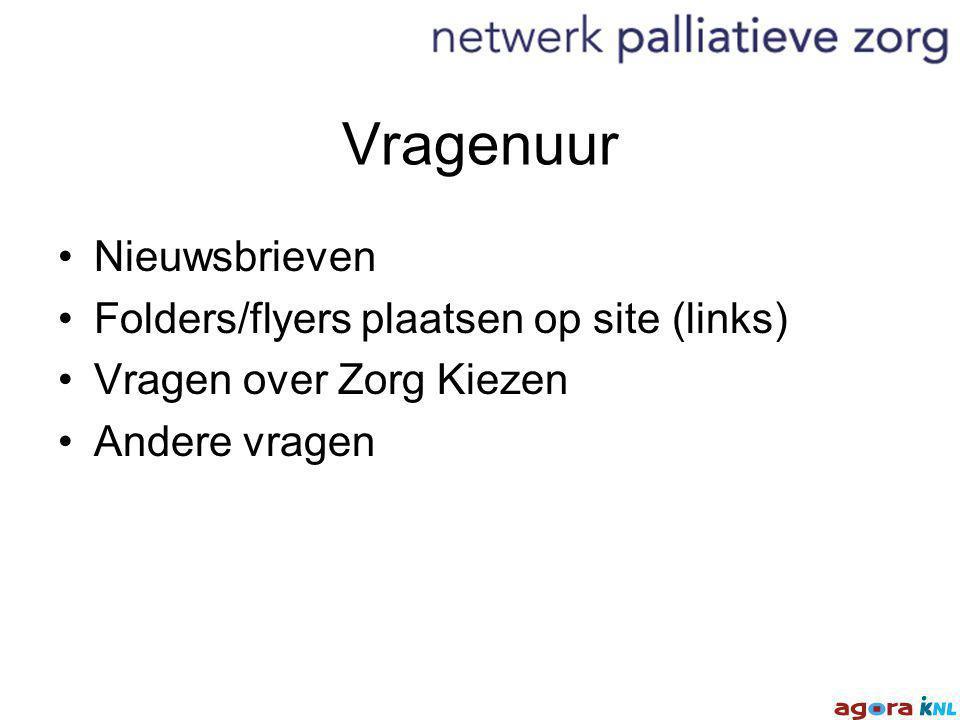Gebruikersoverleg NPZ in cijfers/terugblik Ontwikkelingen Gebruikersonderzoek en discussie Verbeterpunten Plan voor 2012