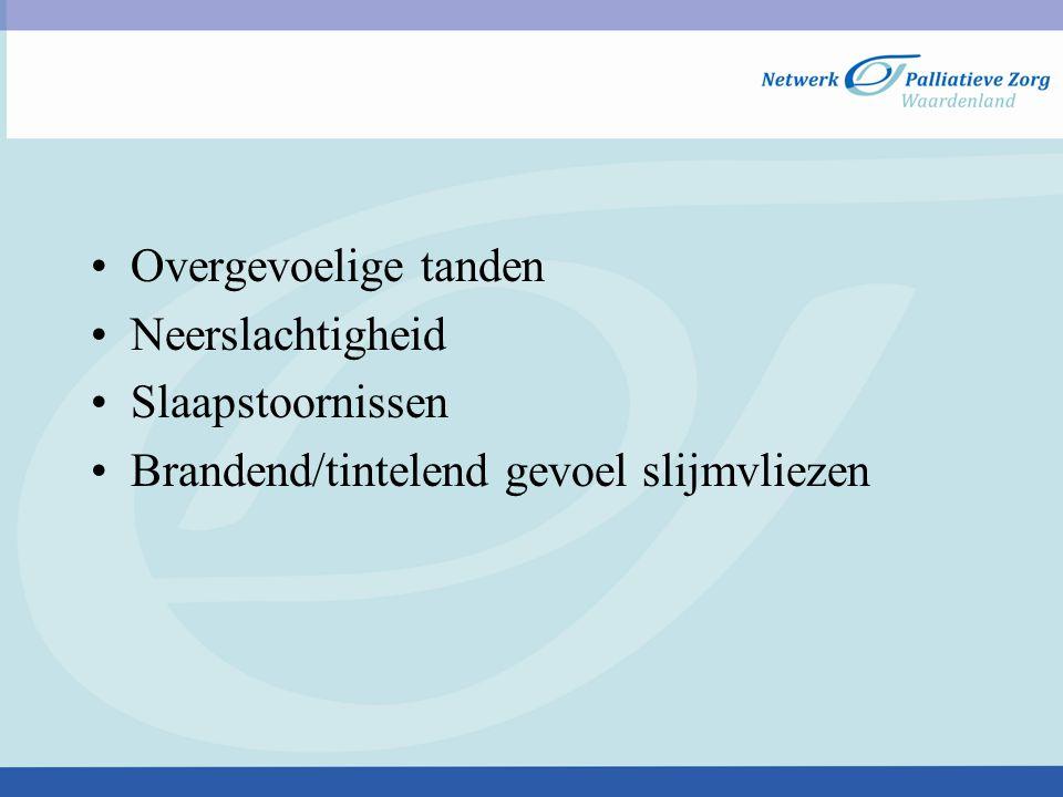 6) Slechte adem = halitose =foetor ex ore