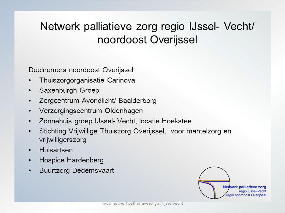 www.netwerkpalliatievezorg.nl/ijsselvecht Casus Joke