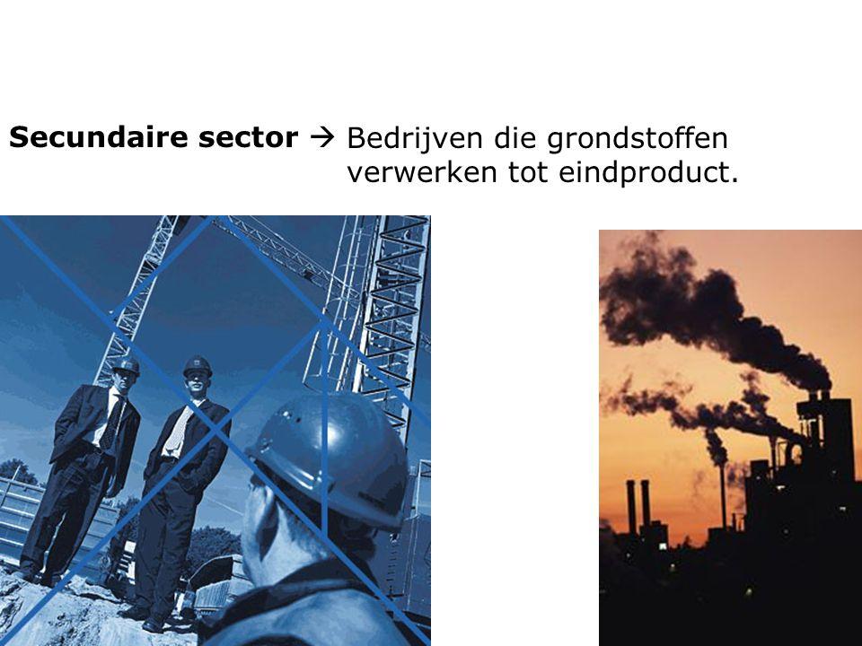 Commerciële dienstverleningNiet-commerciële dienstverlening Tertiaire sectorQuartaire sector Bedrijven die diensten verlenen met het doel winst te maken.