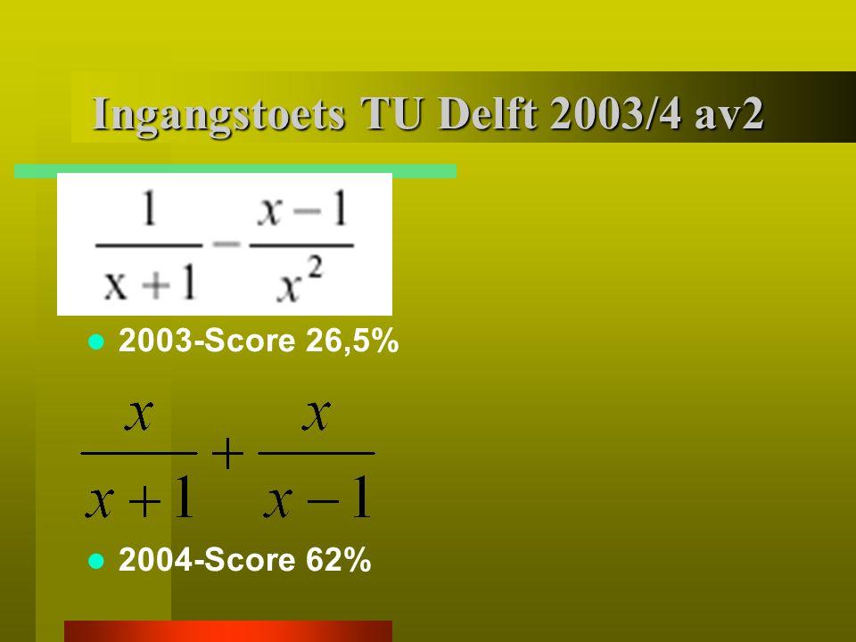 Begrip van een formule 18 % streept x 2 weg 16% streept nog even door of...