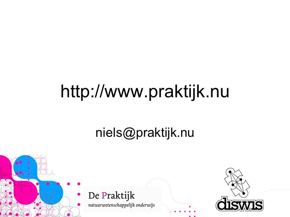 http://www.praktijk.nu niels@praktijk.nu