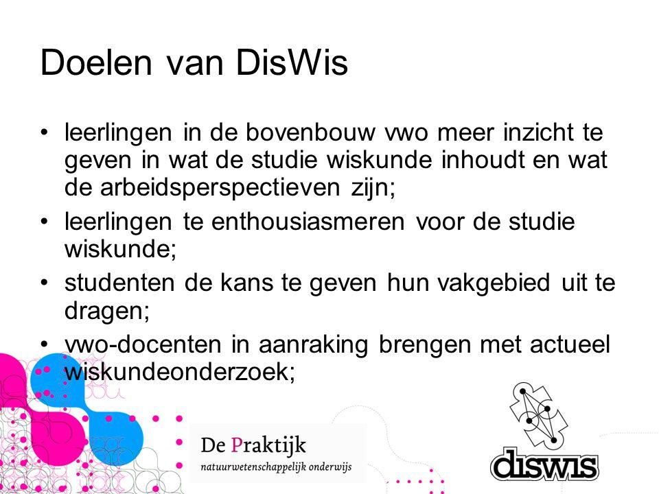 Wat is DisWis.