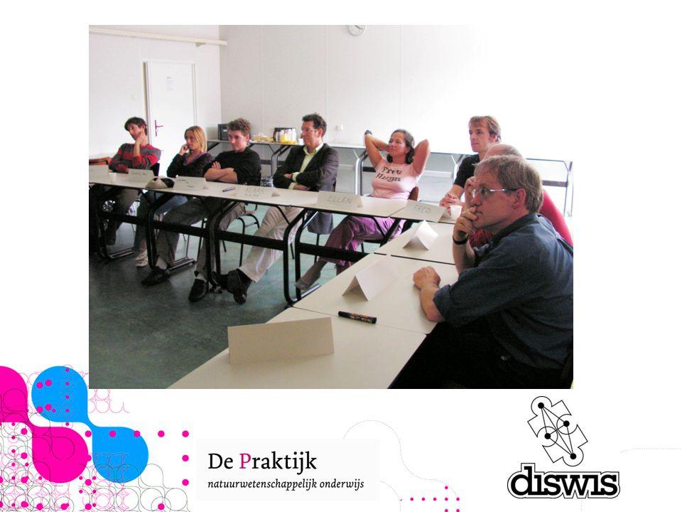 Wat is DisWis? April 2006 – 30 mei 2007 Alexander Schrijver en De Praktijk
