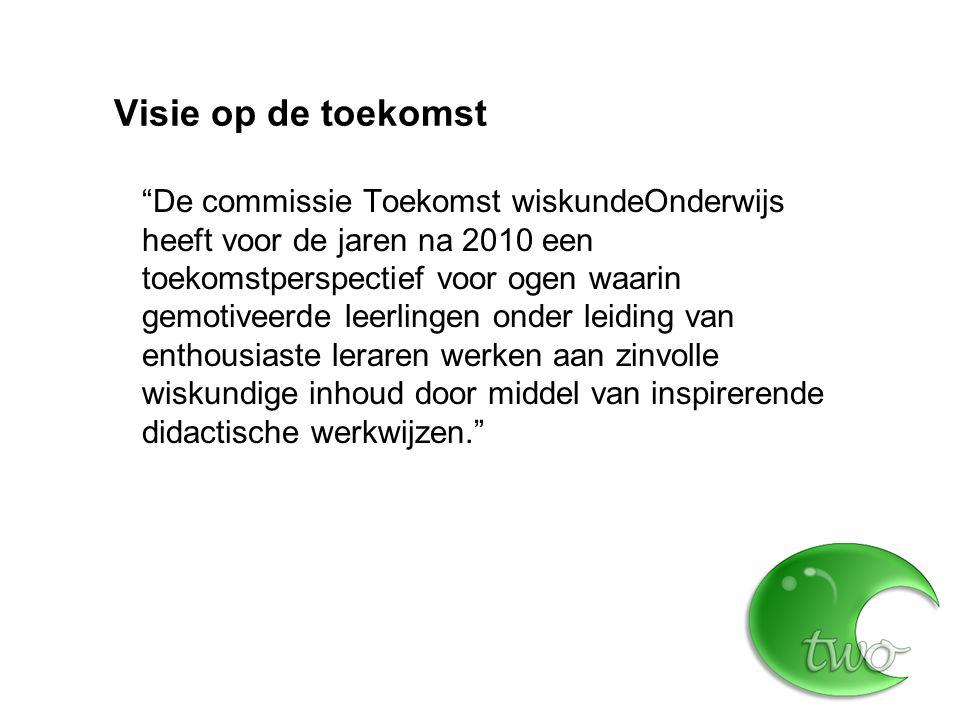 Samenstelling cTWO: Roel van Asselt Frits Beukers Jan Blankespoor Henk Broer Paul Drijvers (secretaris) Swier Garst Carel van de Giessen Rainer Kaende