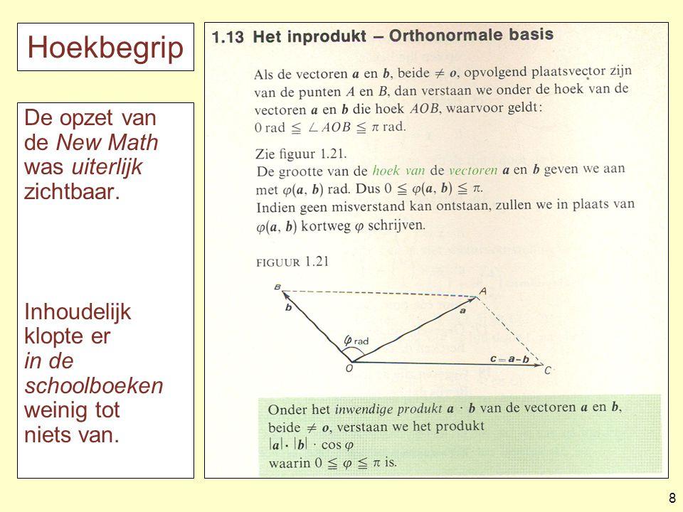 19 Jeroen zet ze kop aan staart (2007) 2008: ook met sommeren meetkundige rij
