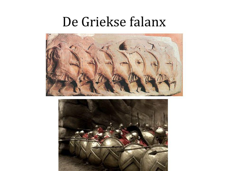 De Griekse falanx