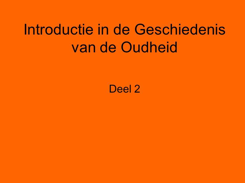 Introductie in de Geschiedenis van de Oudheid Deel 2