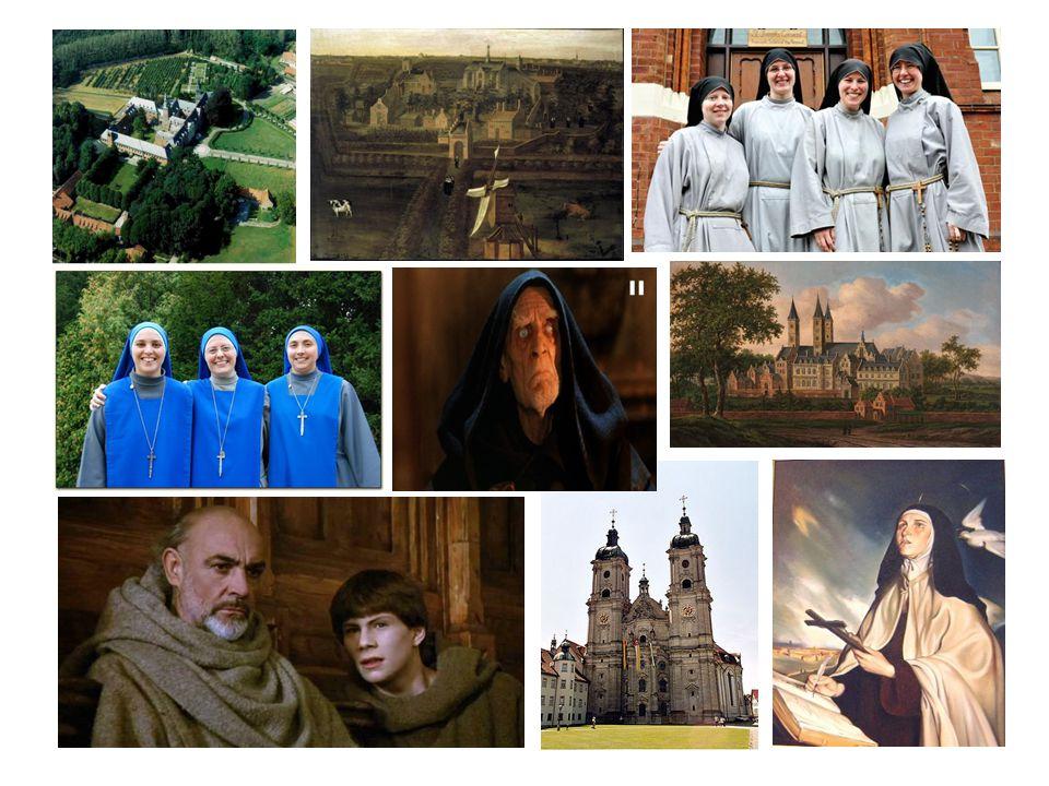 Kwartet Categorieën Eerste uur Klooster.M.a.w.: wat hoort er in een kloosterkwartet.