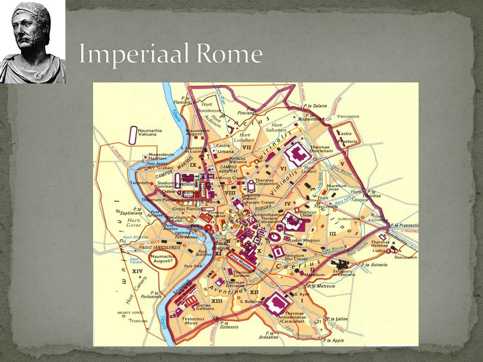 753 vChr legendarische stichting van Rome; Romulus en Remus Ong 600 v.Chr.