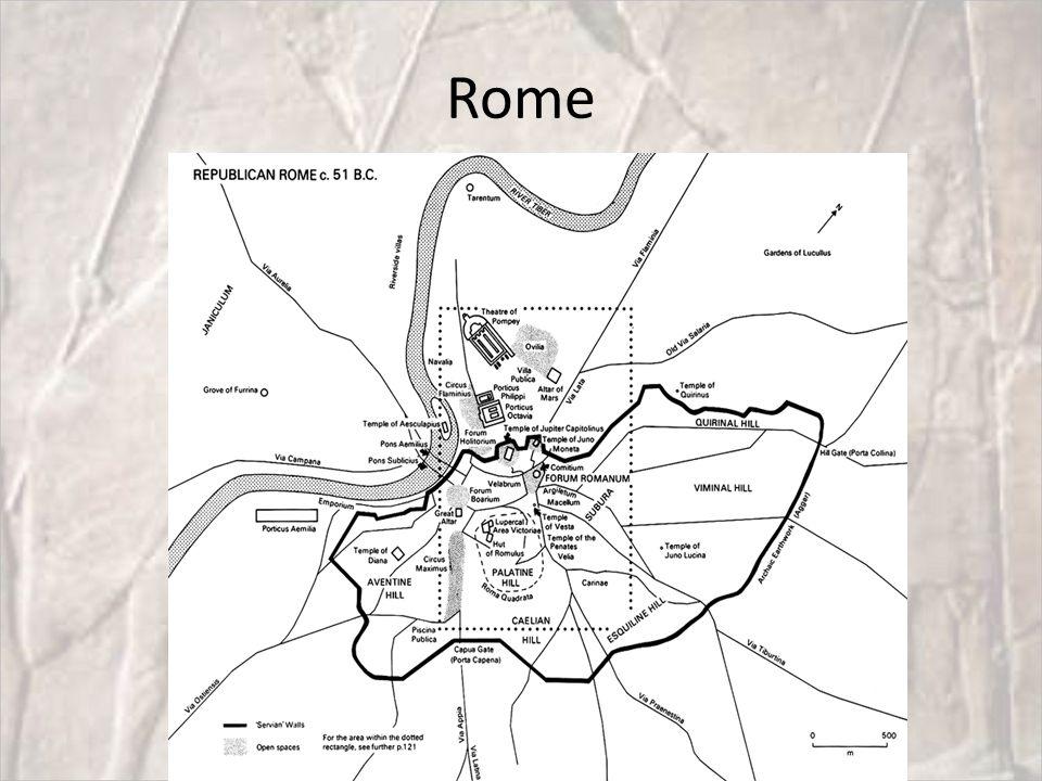 Tweede Triumviraat (43 v.Chr.) Aanhangers Caesar.
