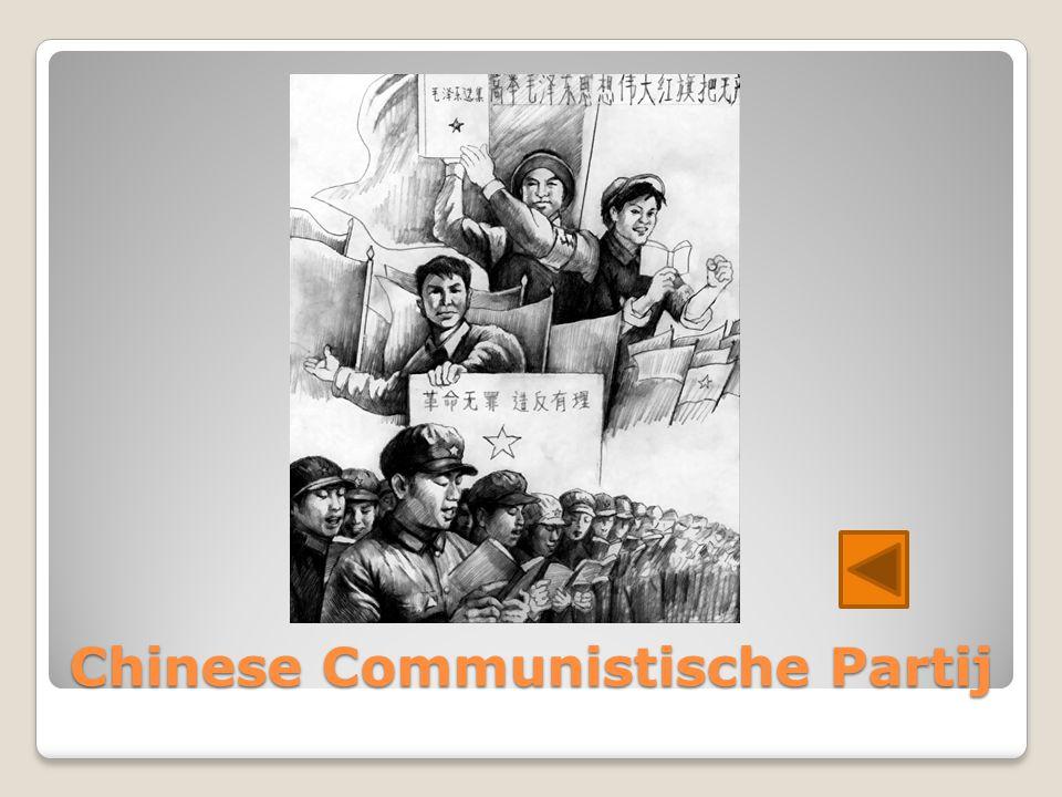 Chinese Communistische Partij