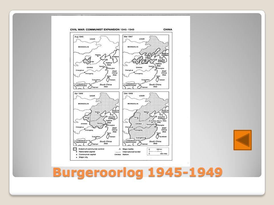 Burgeroorlog 1945-1949