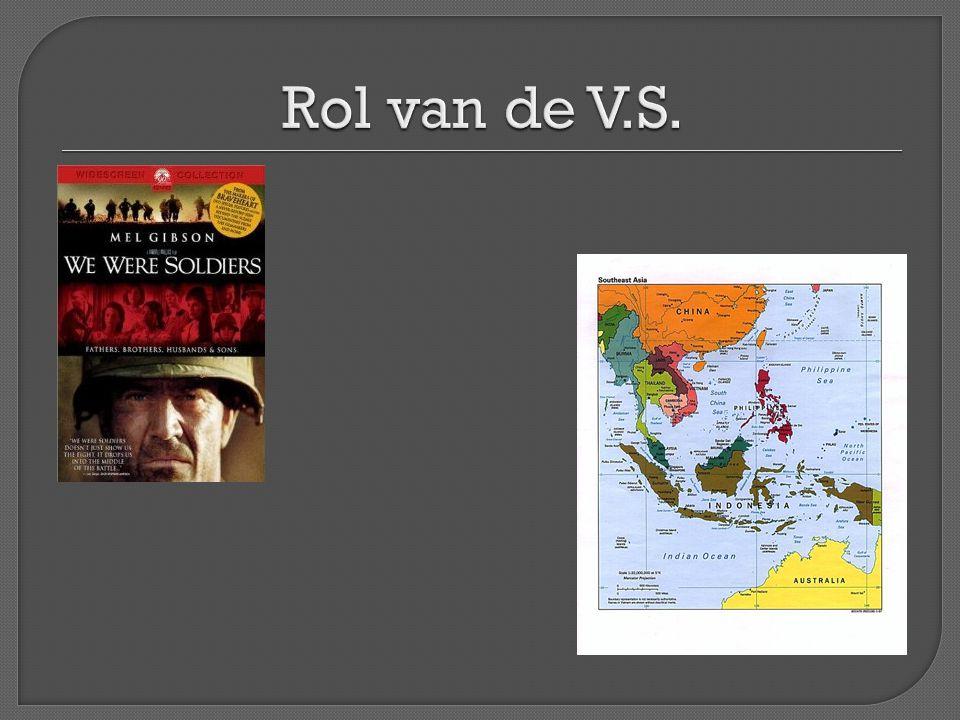 Truman Na 1945 hulp aan Frankrijk(bondgenoot en na 1947 Trumandoctrine) (ondanks dekolonisatie voorkeur ) Eisenhower Na 1954 hulp aan Zuid Vietnam (Dominotheorie) Hoe.