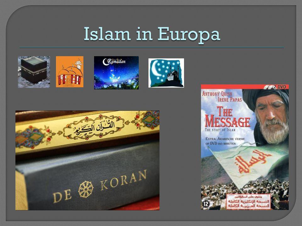 In 570 werd Mohammed geboren in Mekka De Arabieren hadden een polytheistische natuurgodsdienst.