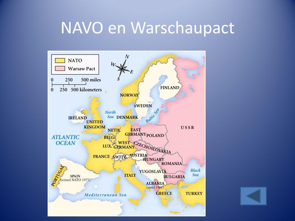NAVO en Warschaupact