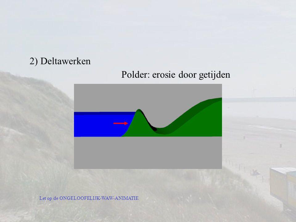 2) Deltawerken Polder