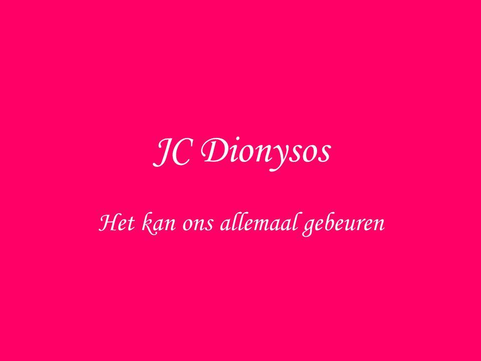 JC Dionysos Het kan ons allemaal gebeuren