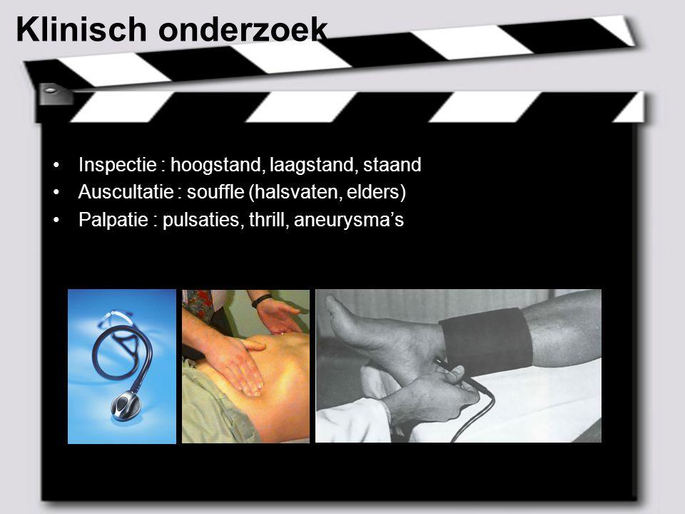 MAY 2007 – 3 Labo In kader van diagnose : –d-dimeren In kader van risicofactoren : –Stollingstesten –DM –Nierfunctie –Cholesterol –…