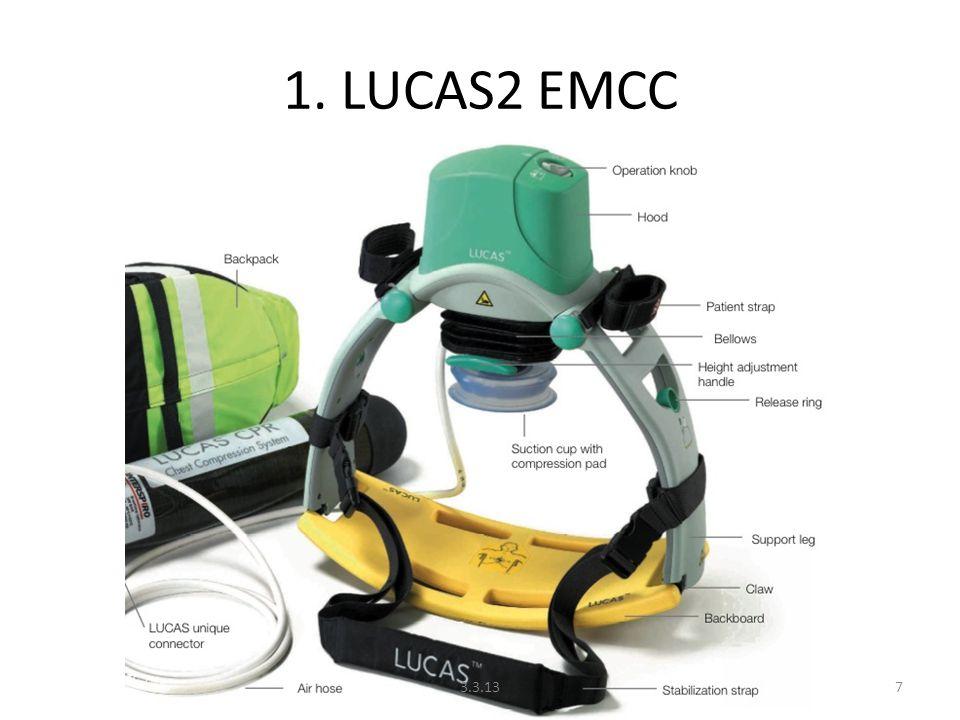 1. LUCAS2 EMCC 73.3.13