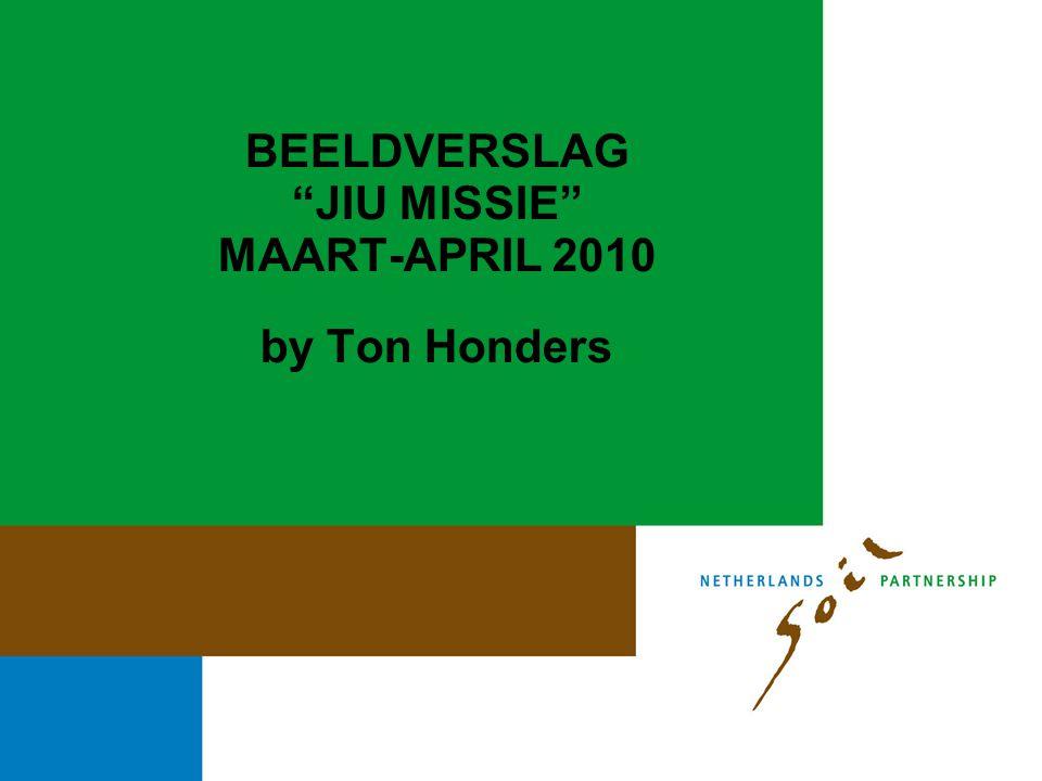 BEELDVERSLAG JIU MISSIE MAART-APRIL 2010 by Ton Honders