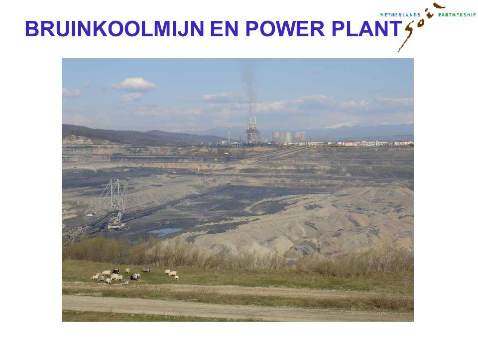 BRUINKOOLMIJN EN POWER PLANT