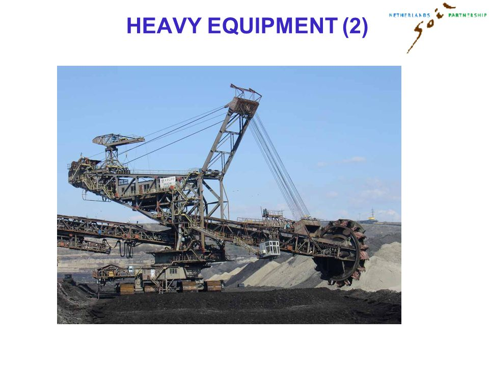 HEAVY EQUIPMENT (2)
