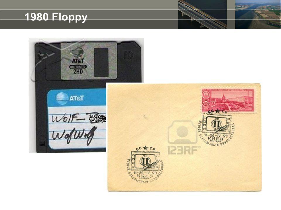 1980 Floppy