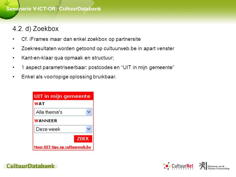 4.2. d) Zoekbox Cf.