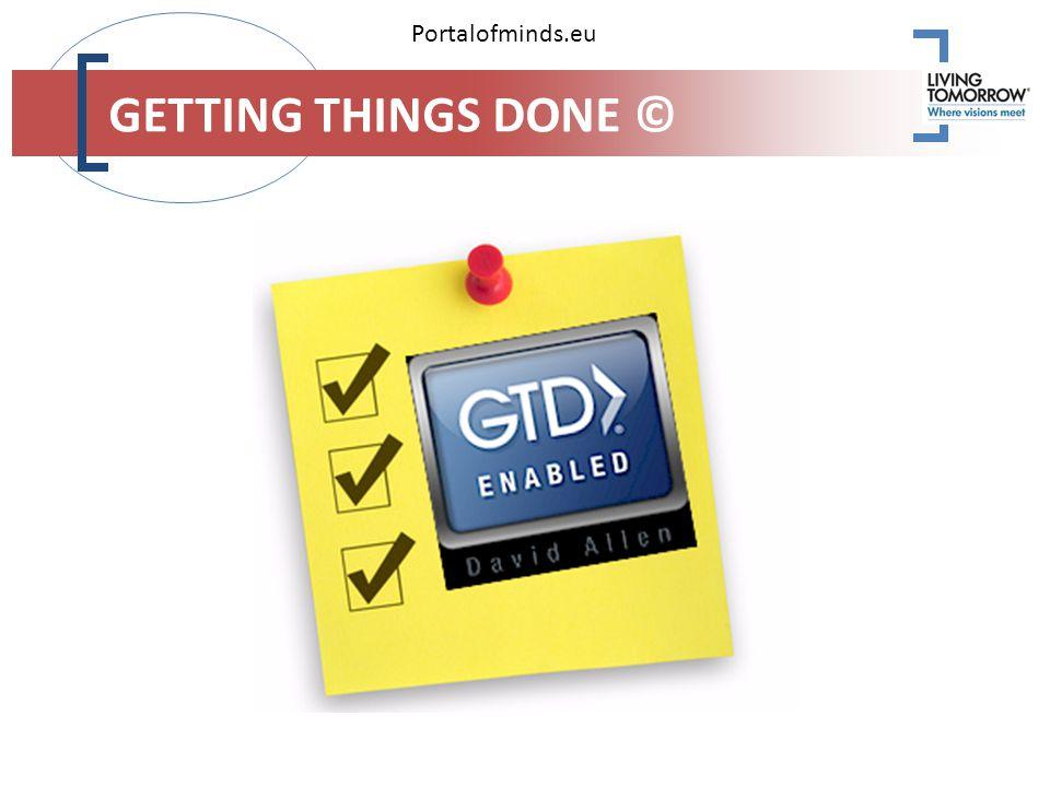 Portalofminds.eu GTD workflow