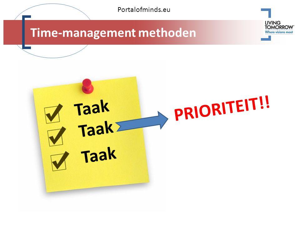 Portalofminds.eu 5 stadia; het proces