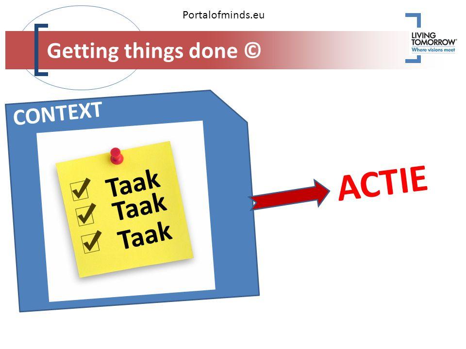 Portalofminds.eu archiveren verzamelen bijhouden terugvindenverwerken Focus bij GTD?