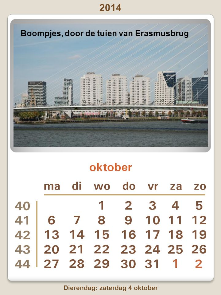 2014 Prinsjesdag: dinsdag 16 september Molen de Zandweg Kromme Zandweg