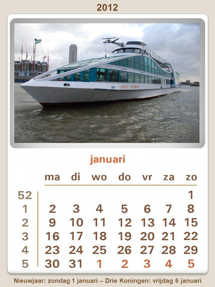 2012 Sint Maarten: zondag 11 November