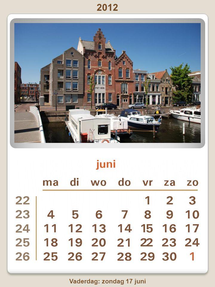 2012 Bevrijdingsdag: zaterdag 5 mei - Moederdag: zondag 13 mei - Hemelvaart: donderdag 17 mei Pinksteren: zondag 27 mei en maandag 28 Mei