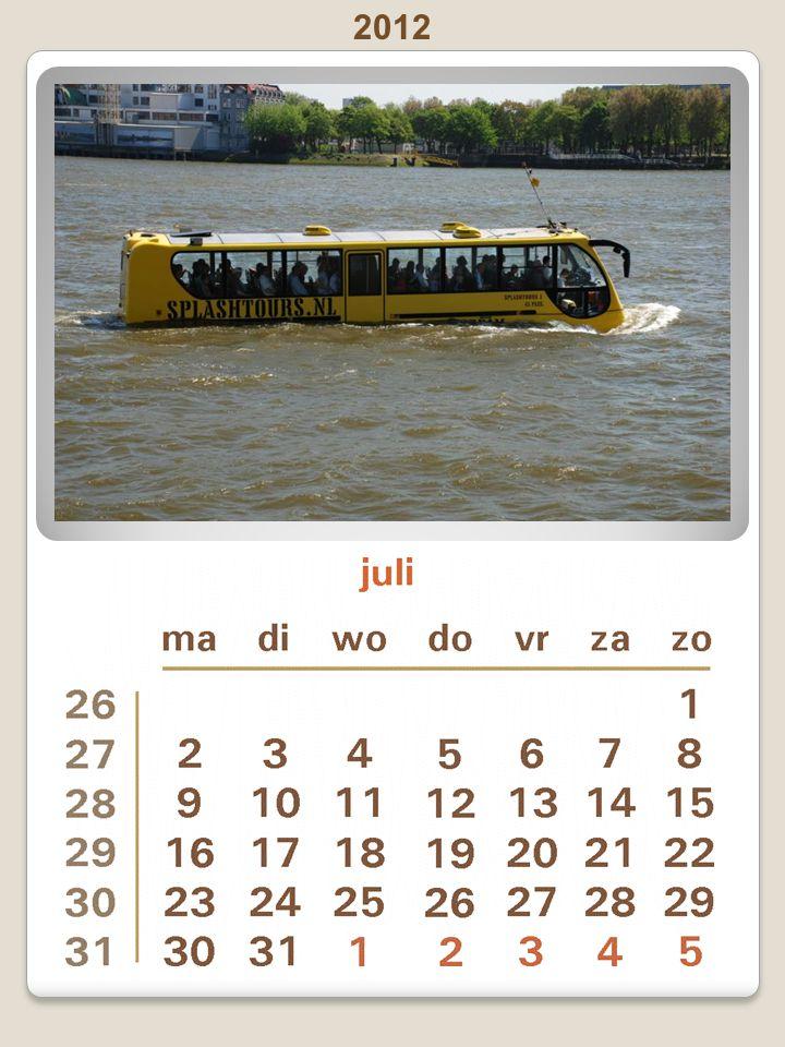 2012 Vaderdag: zondag 17 juni
