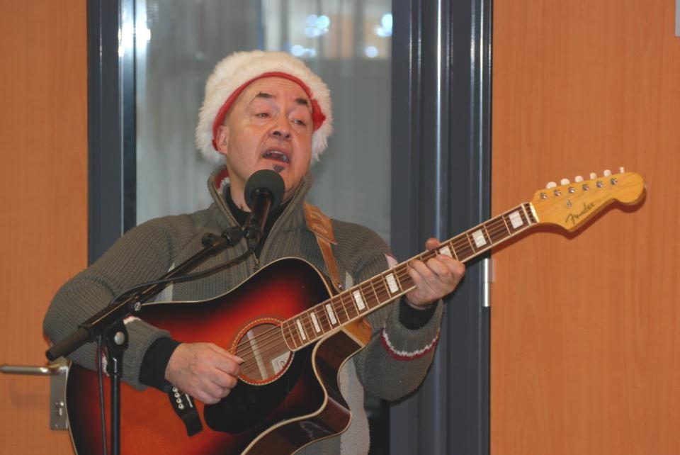 Armando Monsato zong de sterren van de hemel