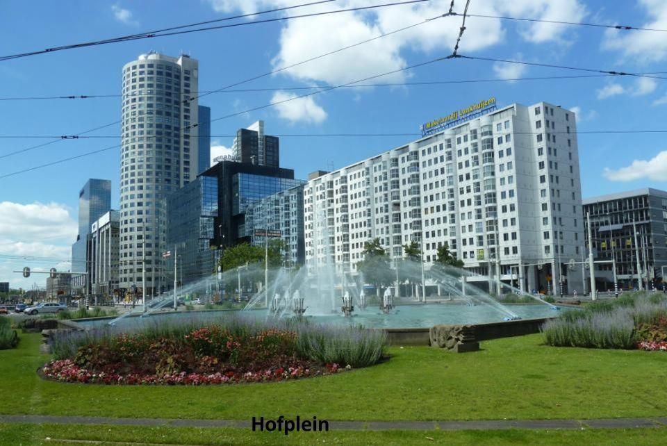 Coolsingel Hofplein