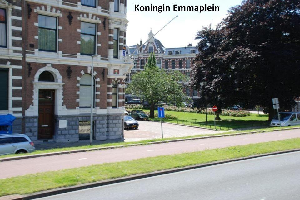 Park ter hoogte van de Euromast