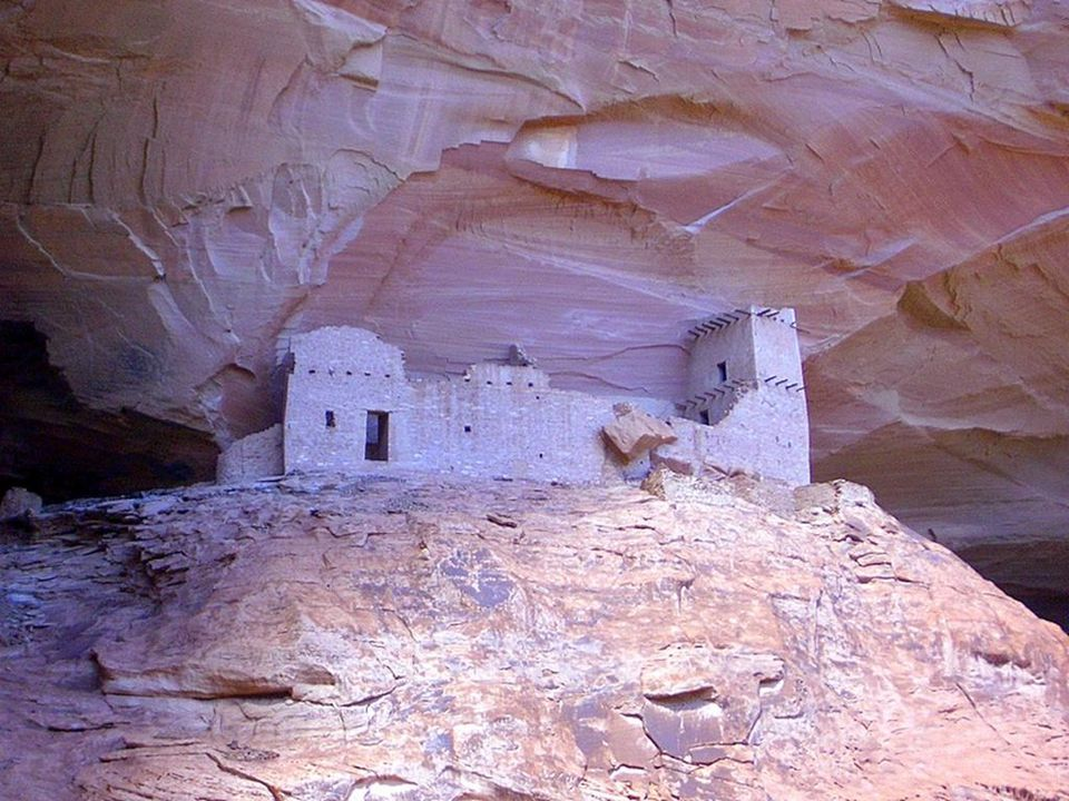 Canyon Chelly - Arizona (VS) Canyon Chelly - Arizona (EU)