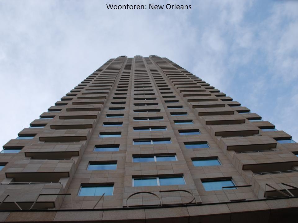 De Rotterdam in aanbouw de hoogte is nu 73 meter en moet 149 meter worden