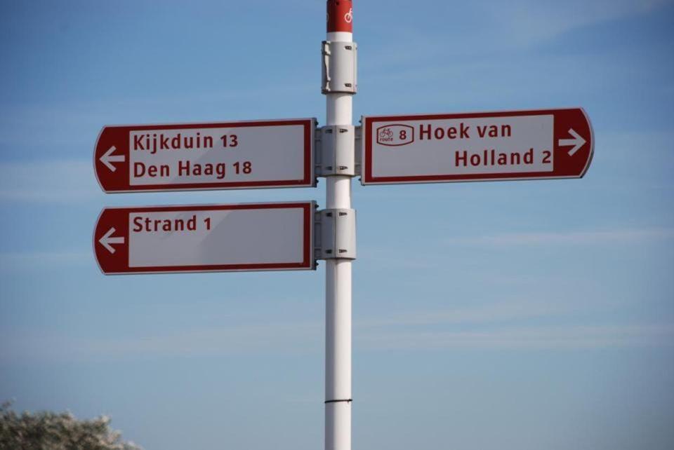 Ruim 1 kilometer lopen naar het strand