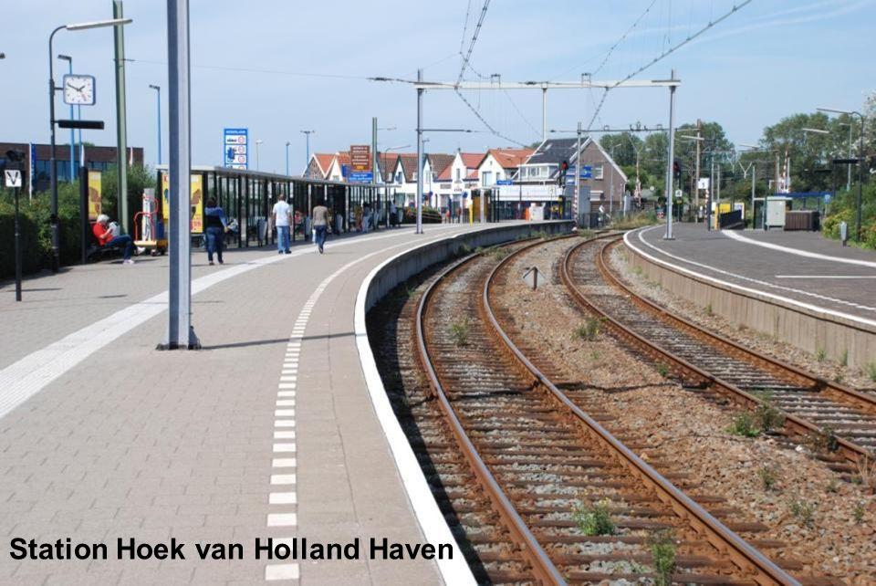 Station Hoek van Holland Strand