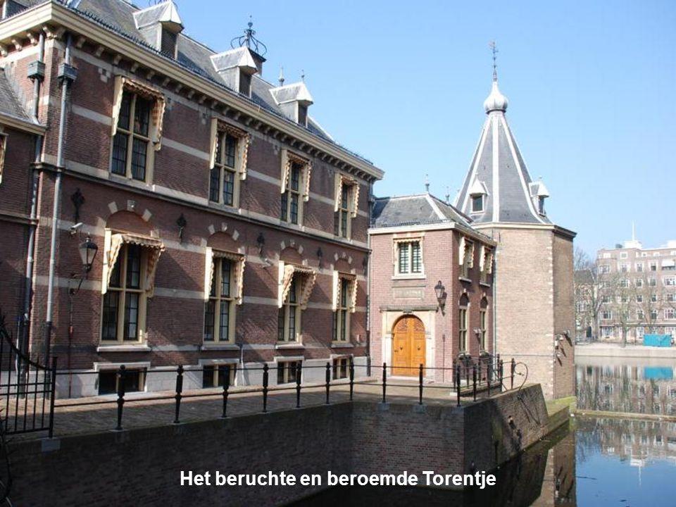 Het Binnenhof en omgeving