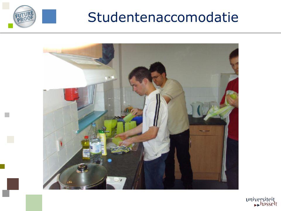 Studentenaccomodatie