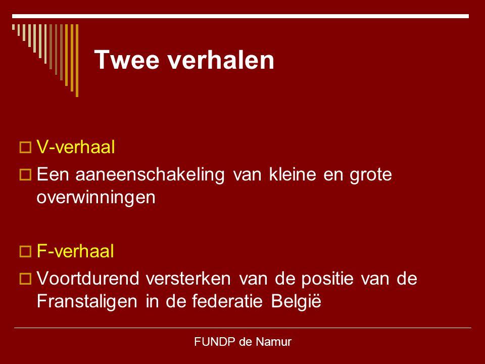 FUNDP de Namur Stoorzenders ! RTL, RTBF, …VRT, VTM, …