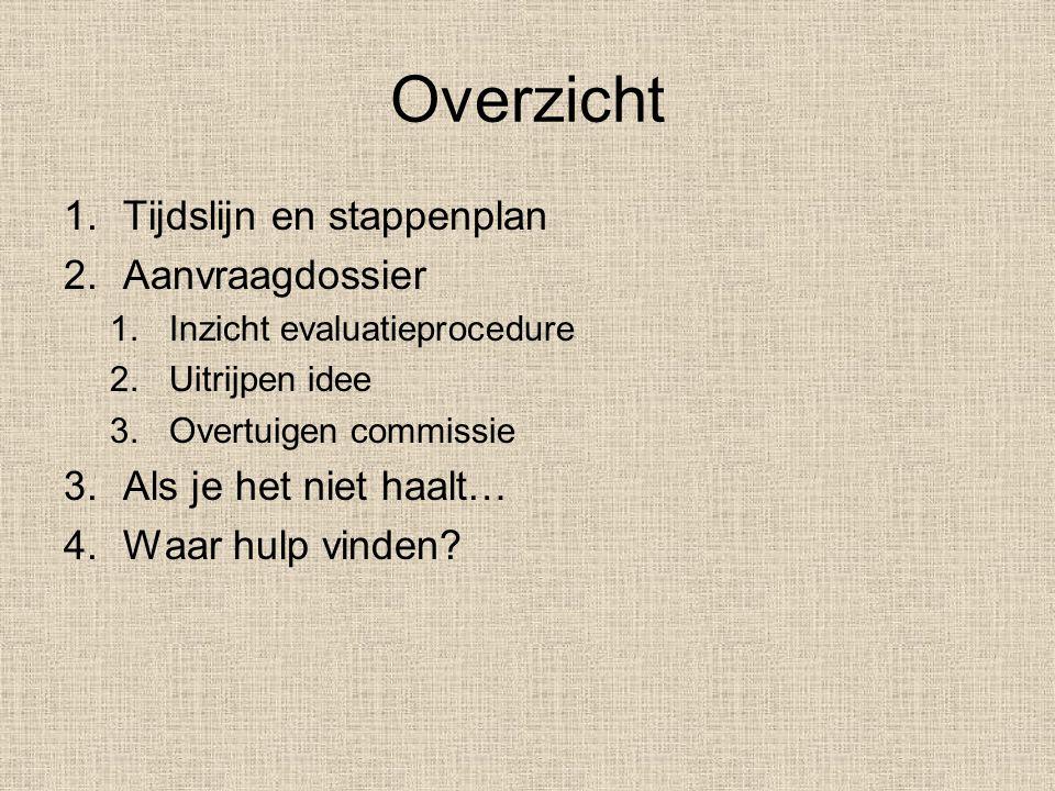 Onderzoeksfinanciering aanvragen – Karen Vandevelde – 23/10/2007 Directie Onderzoeksaangelegenheden 1.