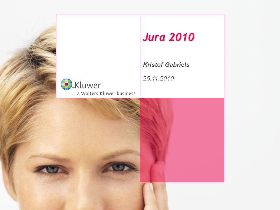 Jura 2010 - Nieuwigheden Zoek en filter .