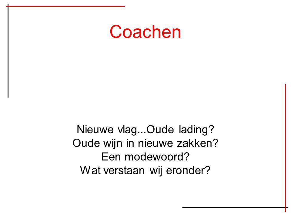 Coaching WAT.
